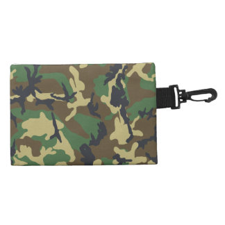 Camouflage Pattern Accessory Bags