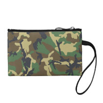 Camouflage Pattern Change Purse