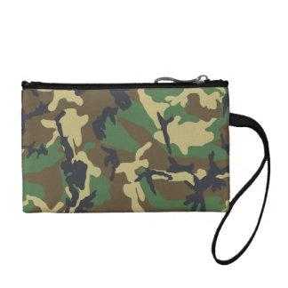Camouflage Pattern Change Purse
