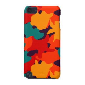 Camouflage pattern iPod touch (5th generation) case