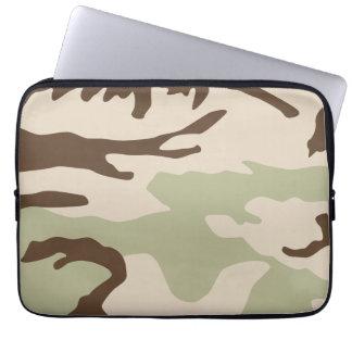 Camouflage Pattern Laptop Sleeve