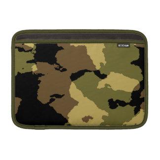 Camouflage Pattern MacBook Air Sleeve