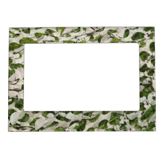 Camouflage pattern magnetic frame