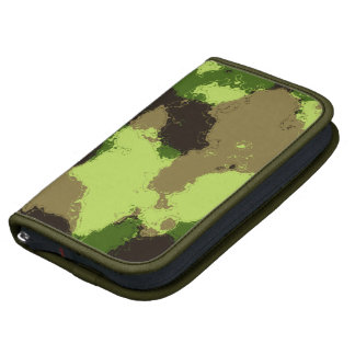 Camouflage Pattern Folio Planners