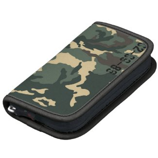 Camouflage pattern planners