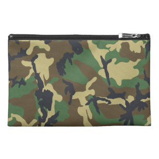 Camouflage Pattern Travel Accessory Bags