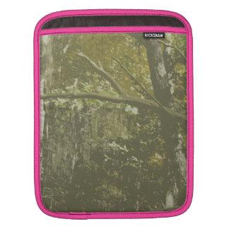 Camouflage & Pink Rickshaw Sleeve For iPad iPad Sleeves