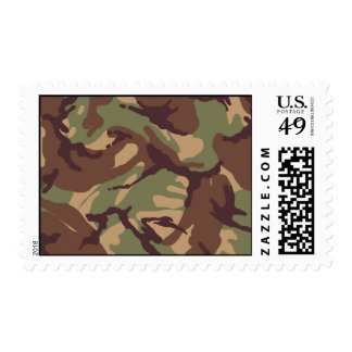 Camouflage Postage