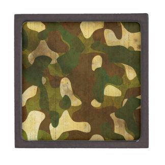 Camouflage Premium Jewelry Boxes
