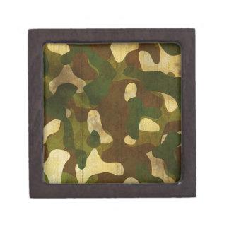 Camouflage Premium Jewelry Box
