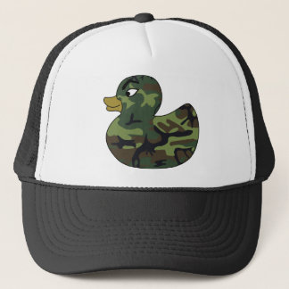 Camouflage Rubber Duck Trucker Hat