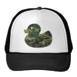 Camouflage Rubber Duck Trucker Hat