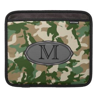 Camouflage Safari  iPad mini sleeve