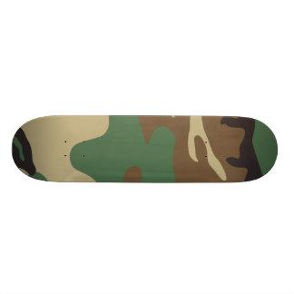 Camouflage Skateboard