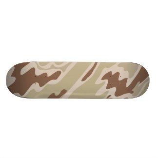 Camouflage Skateboard Deck