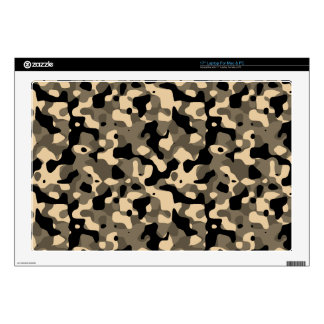 "Camouflage Skin For 17"" Laptop"