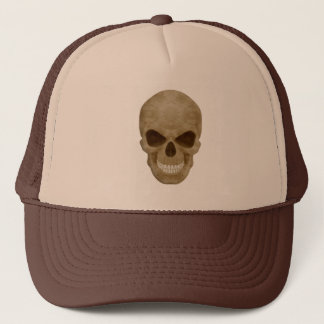 Camouflage Skull Hat