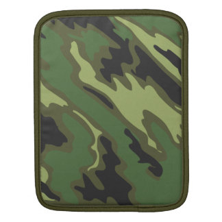 Camouflage Sleeve For iPads