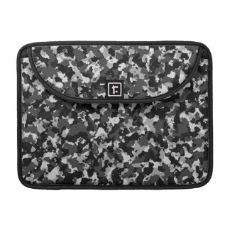 Camouflage Sleeve For MacBooks
