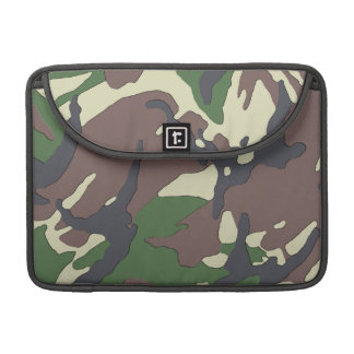 Camouflage Sleeves For MacBooks