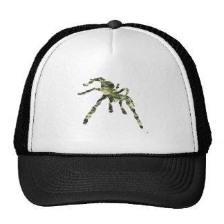 Camouflage Tarantula Silhouette Trucker Hat