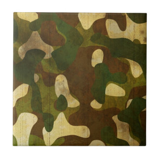 Camouflage Tile