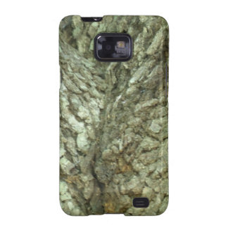 Camouflage Trees Tree Fork Bark Camo Nature Photo Samsung Galaxy SII Covers
