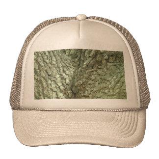 Camouflage Trees Tree Fork Bark Camo Nature Photo Trucker Hat