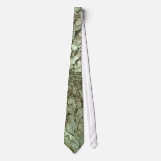 Camouflage Trees Tree Fork Bark Camo Nature Photo Neck Tie