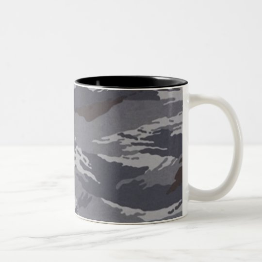 Camouflage Two-Tone Coffee Mug