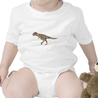 Camouflage Tyranosaurus Rex Silhouette T Shirts