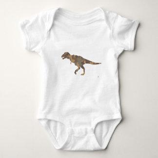 Camouflage Tyranosaurus Rex Silhouette Tee Shirt