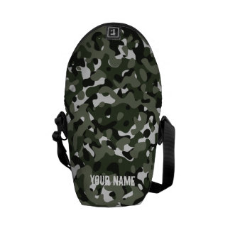 Camouflage Urban Courier Bag