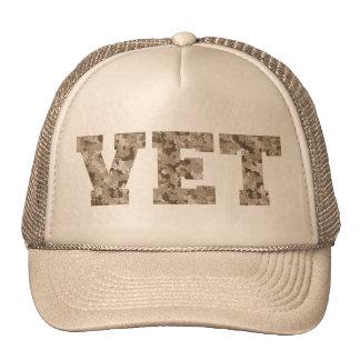 Camouflage Vet Hat