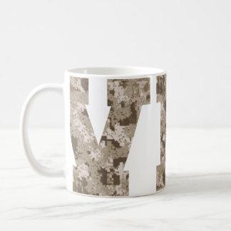 Camouflage Vet Mug