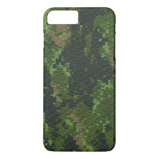Camouflage Vintage Pattern iPhone 8 Plus/7 Plus Case