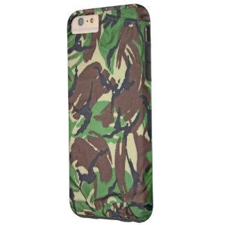Camouflage Vintage Pattern Tough iPhone 6 Plus Case