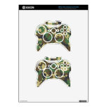 Camouflage Xbox 360 Wireless Controllers Xbox 360 Controller Skin