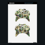 "Camouflage Xbox 360 Wireless Controllers Xbox 360 Controller Skin<br><div class=""desc"">Camouflage Xbox 360 Wireless Controllers</div>"