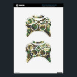 """Camouflage Xbox 360 Wireless Controllers Xbox 360 Controller Skin<br><div class=""""desc"""">Camouflage Xbox 360 Wireless Controllers</div>"""