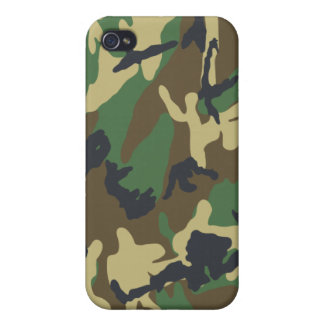 Camouflaged iPhone Case iPhone 4 Cover