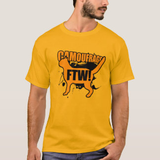 Camoufrage FTW T-shirt