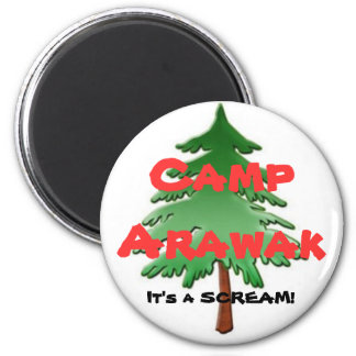 Camp Arawak Magnet