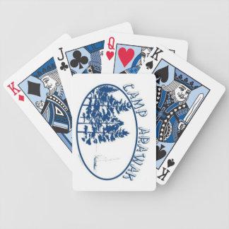 Camp Arawak Sleepaway Camp Playing Cards