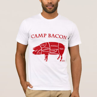 Camp Bacon 2015 T-Shirt