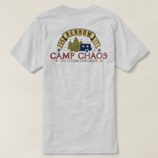 Camp Chaos Standard Mens Tee 2017
