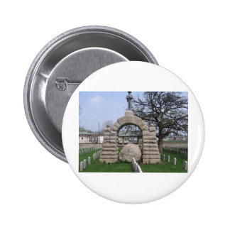 Camp Chase Pinback Button