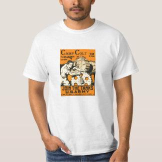 Camp Colt WWI Gettysburg Shirt