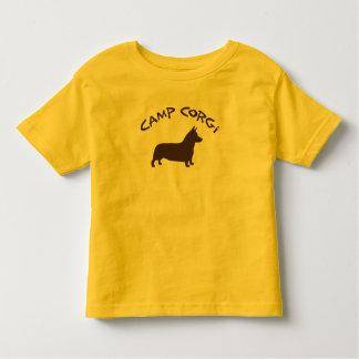 Camp Corgi Toddler T-shirt