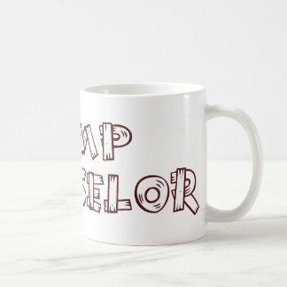Camp Counselor Classic White Coffee Mug